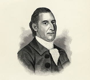 Portrait of William Goddard