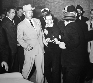 Photo of Lee Harvey Oswald